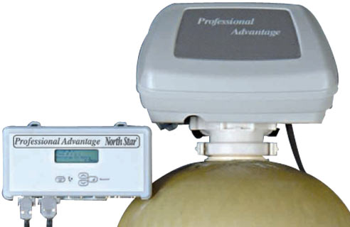 Water Softener Close-up